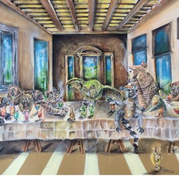 The last Endangered Supper