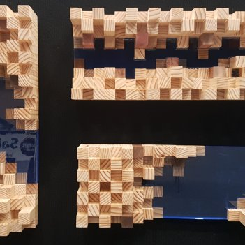 Resin Blockscapes