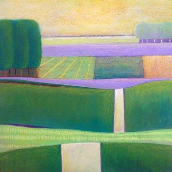 """'lavender Hills"""""""