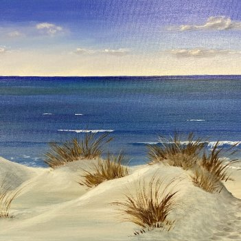 'Over the Dunes'