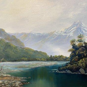 'Fiordland River'