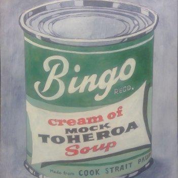 Bingo Mock Toheroa Soup