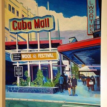 Cuba Street 1970s