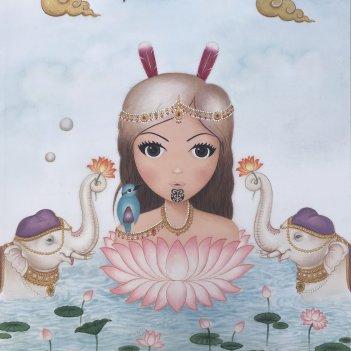 Huia & The Flute (Original)