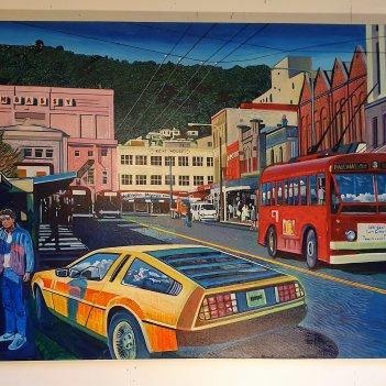 Embassy Theatre 1980s