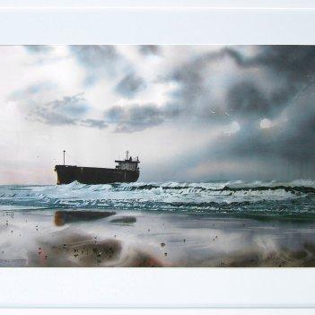 freighter aground