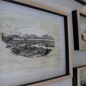 Pauatahanui Reserve.... framed