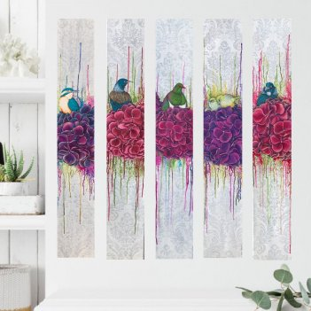 Bird Panels
