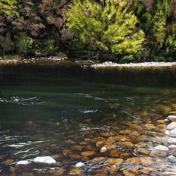Lewis Pass River