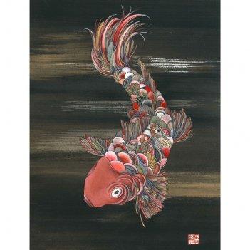 Nishikigoi- Limited Edition Print