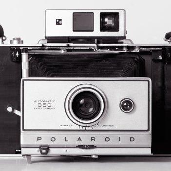 Polaroid Automatic 350