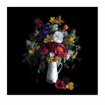 Flemish Bouquet -print