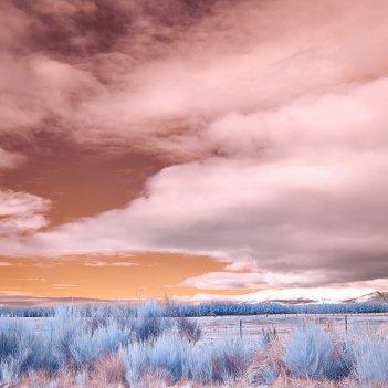 Ruapehu in Clouds