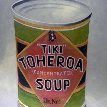 Tiki Toheroa Soup