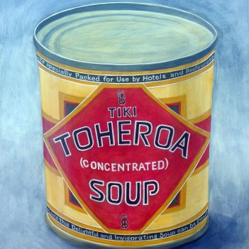 Tiki Concentrated Toheroa Soup