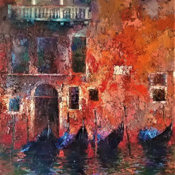 Texture of Venice