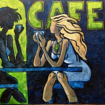 A Tropical Cafe