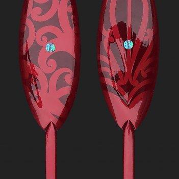 Hiwerawera Paddles Series II.