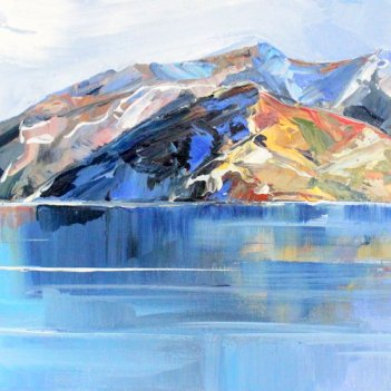 lake Wanaka Reflection Series.