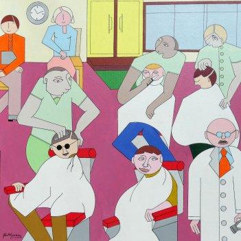 The Barbers Shop Quartet