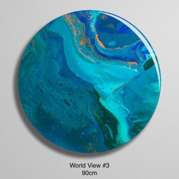 World View #2 (90cm)