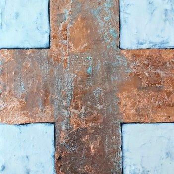 Coppery Cross