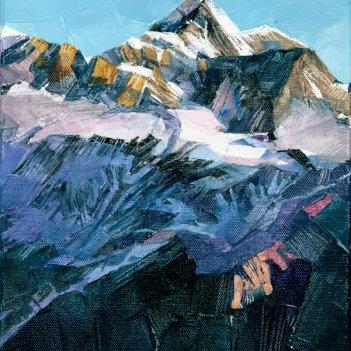 """""""Mt Tasman"""""""