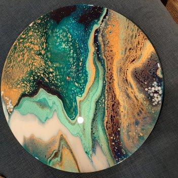 Turquoise Shores(50cm)