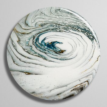 "Winter Runoff Series ""Glimmer"" (30cm)"